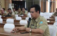 Kepala Bidang Organisasi Sekretariat Daerah Kabupaten Bangka, Irzoni